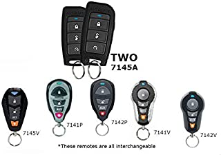 Replacement for Discontinued Viper 7141V 1 Way Remote Control Transmitter