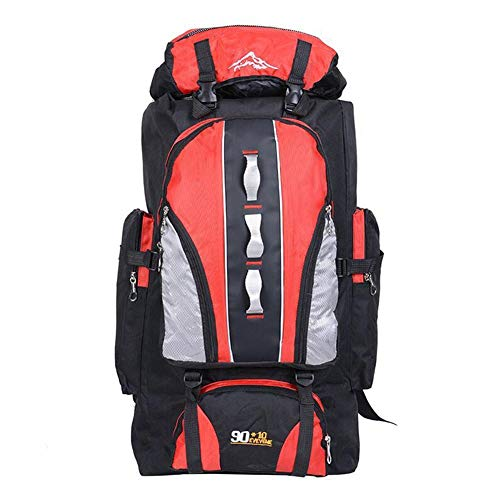 LIANA IRWIN Bolsa de montañismo al aire libre con capacidad ultragrande y multifunción