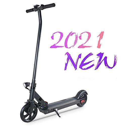 Windgoo Trottinette Electrique, Scooter Urbain Pliant, Vitesse Max 20km h, 8.5  Pneus Antidérapant, 25km Autonomie Batterie, pour Ados et Adulte