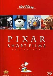 disney pixar shorts collection