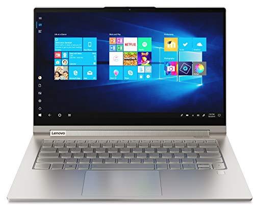 Lenovo Yoga C940 Intel Core i7 10th Gen 14 inch UHD Thin and Light Laptop (16GB/1TB SSD/Windows 10/Office 2019/Mica/1.25Kg), 81Q9009XIN