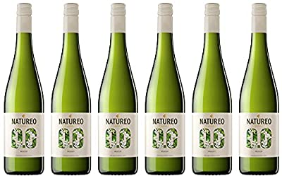 Torres Natureo De-alcoholised White Wine Muscat 75 cl 2019 (Case of 6)