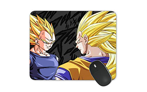 JNKPOAI The Cartoon Mouse Pad with Various Styles Dragon Ball Anti-Slip Mouse Pad Office Mouse Pad Computer Game Mouse Pad (Dragon Ball)