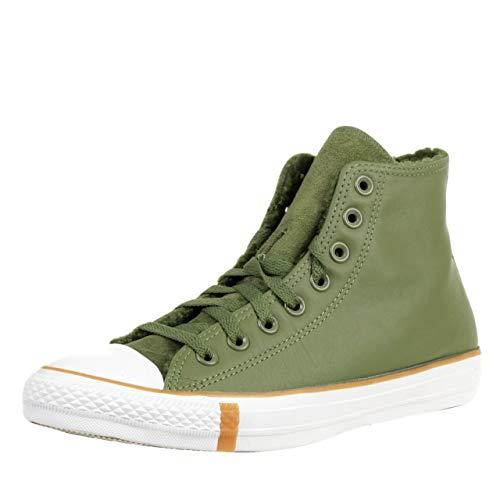 Converse Chucks CTAS HI 166126C Khaki, Schuhgröße:39
