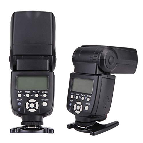 YWT Draadloze Flash Trigger Controller Master + Slave Flash + Ingebouwde Trigger Systeem, voor Canon Nikon Pentax Olympus SLR Camera
