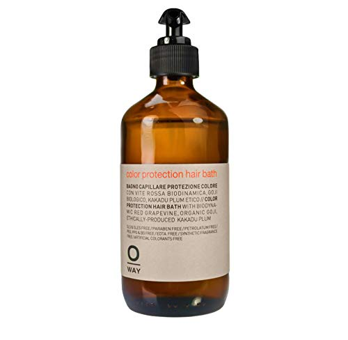Oway Color Up Color Protection Hair Bath Shampoo Gefärbtes Haar 240ml