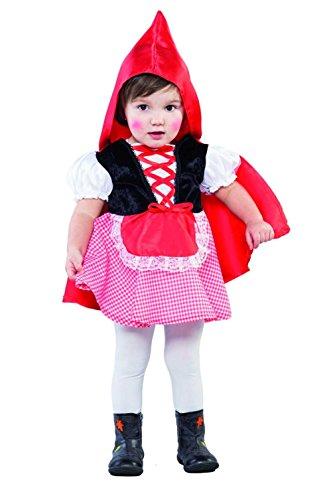 Fyasa 706032-tbb Little Disfraz de equitación, Pequeña, Color Rojo