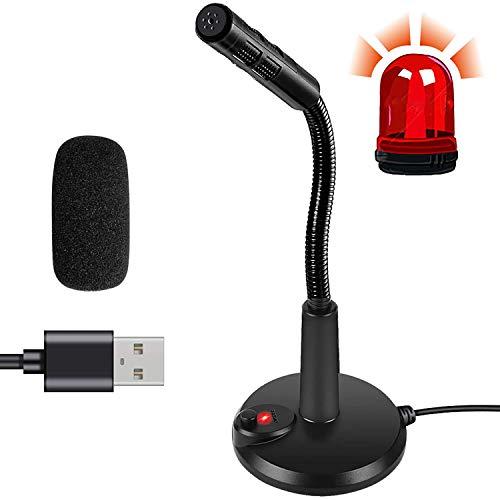 PC マイク USBマイク PS4 マイク スタンドマイク 全指向性 ゲーミングコンデンサー集音マイク 卓上 microphone pc用マイクロフォン マイクロパソコンスピ一カ一 ゲーム実況 Skype ZOOM LINEネット通話 web会議オンライン