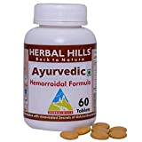 Natural Hemorrhoid Treatment Supplement Ayurvedic Quick Lasting Pain Relief Pills Hemroid and Piles Capules