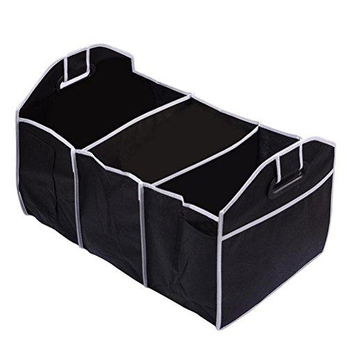 Alger Voiture Non-tissés Organisateur Jouets Aliments Rangement conteneurs Sacs boîte Voiture Style Voiture arrimage Ranger Auto Accessoires d'intérieur