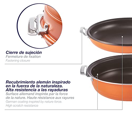 BERELA HOME Sartenes para tortilla