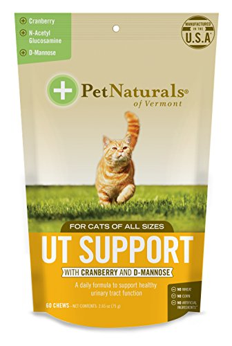 Top 10 best selling list for urinary tract infection supplement for cats