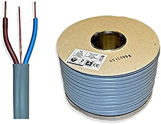 50m 2.5mm Twin and Earth Electrical Cable for Sockets