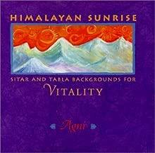 Himalayan Sunrise: Sitar & Tabla Backgrounds