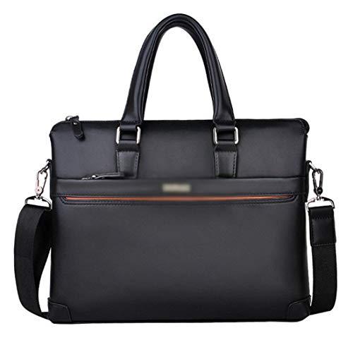 Heren Tas Heren Handtassen Zakelijke Computer Tassen 1# Zwart
