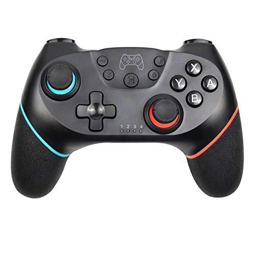 Geeignet für Game Controller Wireless Bluetooth Game Controller Game Joystick Controller mit 6-Achsen-Griff blau rot
