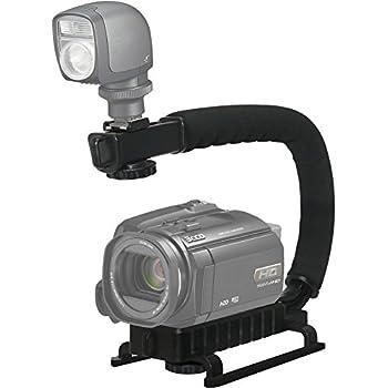Ricoh GR Digital II Vertical Shoe Mount Stabilizer Handle Pro Video Stabilizing Handle Grip for