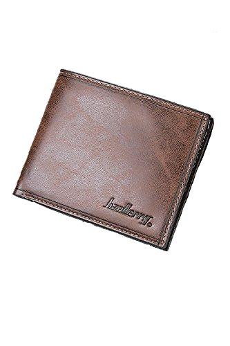 Billetera de Dezosue 100% cuero disponible en varios colores
