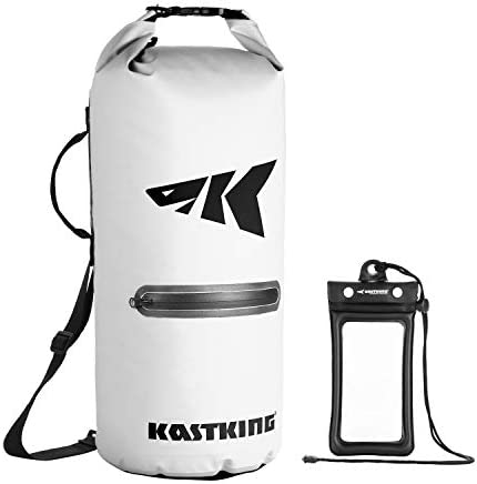 KastKing Cyclone Seal Dry Bag Best in Class 100 Waterproof Bag with Phone Case Front Zippered product image