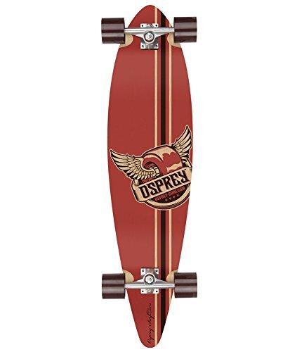 Osprey, Longboard Pin Tail, Marrone (griffin), Taglia unica