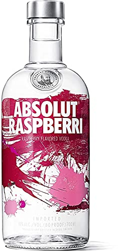 Absolut Raspberri Vodka, 700ml