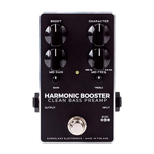 Darkglass Harmonic Booster 2.0 - Bass Preamp