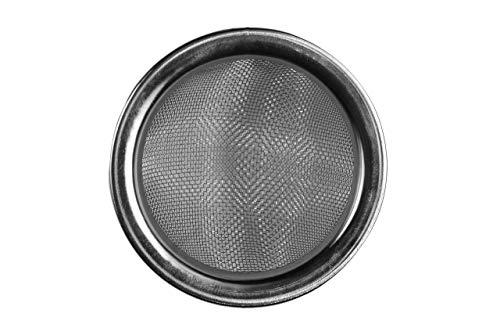 Marvelous Tabak Sieb Universal Sieb für Shisha Köpfe Durchmesser 5cm Tiefe 2cm