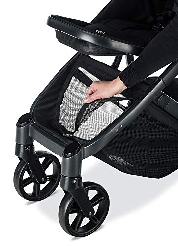Britax B-Ready G3 Stroller, Pistachio Britax Versatile design, no flat rubber tires, and double seating with the same mobility as a single stroller Quick fold with 1 or 2 seats attached; 12 seating options when paired with the B Ready Bassinet, Britax Infant Car Seats, or B Ready Second Seat (all sold separately) Travel System ready: compatible with all Britax and BOB infant car seats 5