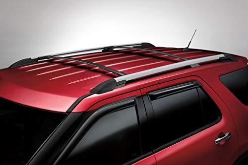 Oem Factory Stock 2011 2012 2013 2014 2015 Ford Explorer Roof Cross Bars Luggage Rack Kit