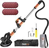 TACKLIFE Drywall Sander, 6.7A(800W) Wall Sander with 12 pcs Sanding Disc, 9 Inch
