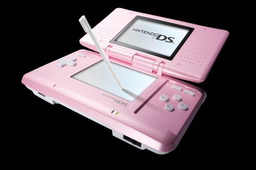 Nintendo DS - Konsole, pink