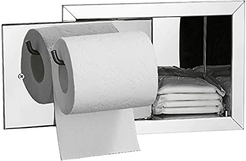 Top 10 best selling list for recessed toilet paper holder with door