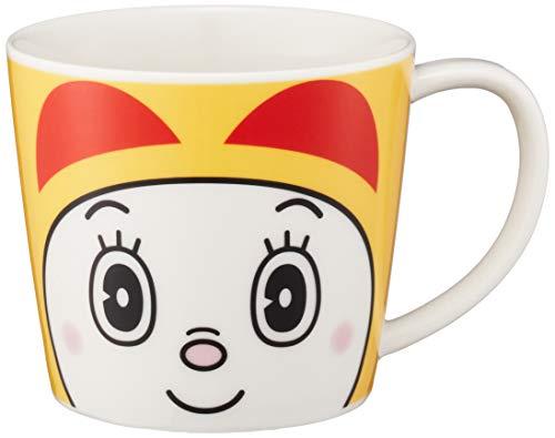 「 ドラえもん 」 ドラミ フェイス マグカップ M イエロー 009131