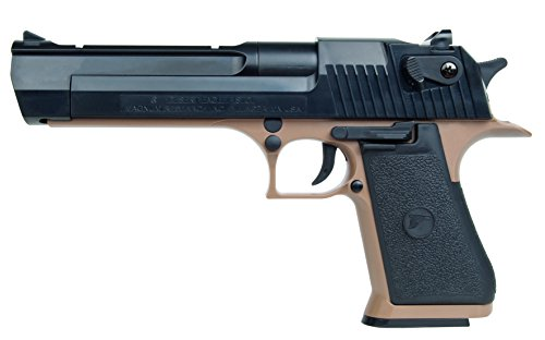 Desert Eagle 50AE Federdruck Bicolor Kaliber 6mm <0.5 Joule Softair Pistole, 270 mm
