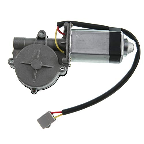 A-Premium Power Window Lift Motor Compatible with Ford Sable Taurus Lincoln Continental Mercury Sable 1986-1995 Front Driver or Rear Passenger Side