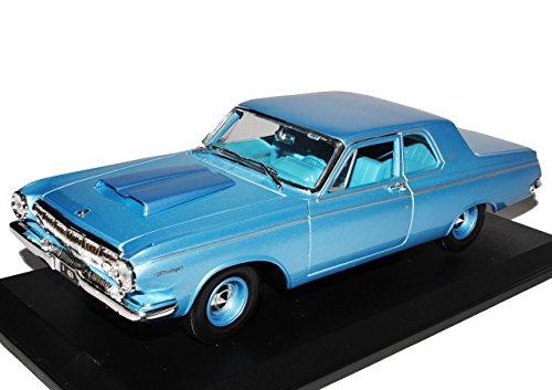 Maisto Dodge 330 Limousine 1963 Blau 1/18 Modell Auto