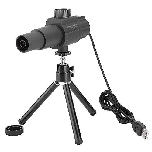Telescopio Digital USB de 2MP 70X, detección de Movimiento Inteligente con Zoom, detección de Movimiento de Soporte/Monitor de Punto/fotografía/grabación de Video/transmisión Web en Vivo.