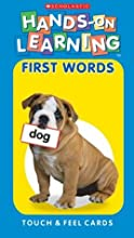 First Words: Touch & Feel Cards (Hands-on-Learning)