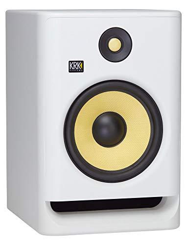 KRK RP8G4WN Blanco Monitor Estudio Amplificado