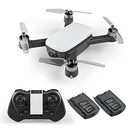 BRANDNEWS 913A Fernbedienung Drone Initiate FPV Drohne mit 1080P Kamera GPS Return Home RC Quadcopter mit Brushless Motoren 5G WiFi Transmission Aerial Camera Dependable Physical