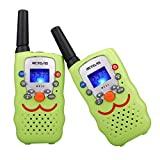 Retevis RT32 Walkie Talkie Kids 22CH Handheld Mini Kids Walkie Talkies for Kids