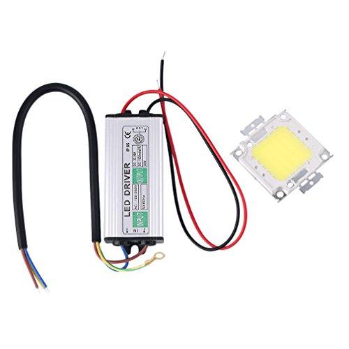 lzn 100w/50W LED SMD Chip Glühbirnen mit 100w/50W High Power Wasserdichte LED Treiber Versorgung wasserdicht