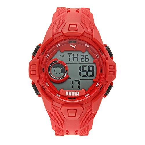 PUMA Bold LCD en Poliuretano Rojo para Hombre P5040
