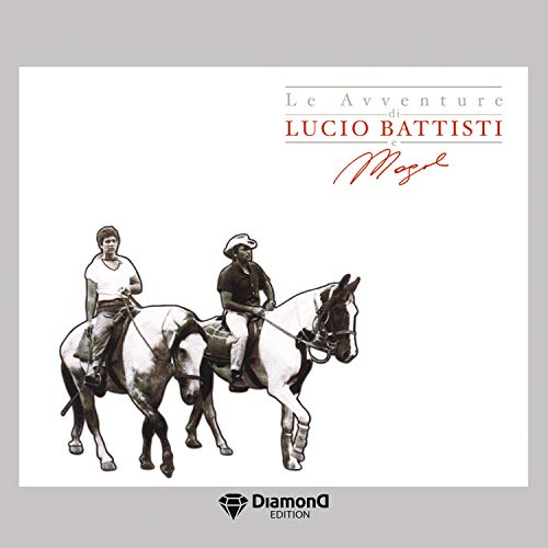 Le Avventure Di Lucio Battisti E Mogol Vol.1 (Diamond)