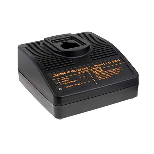 Powery Cargador de batería para Black & Decker Destornillador eléctrico 2897K