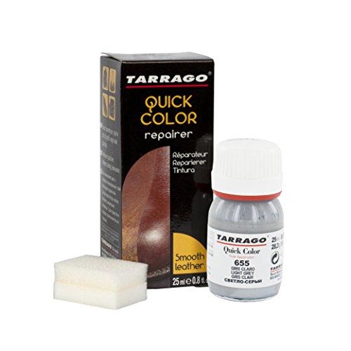 Tarrago Unisex-Erwachsene Quick 25ml Färbemittel, Grau (Light Grey 655), 20 mL
