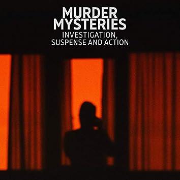Murder Mysteries - Investigation, Suspense and Action
