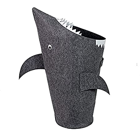 Shark Laundry Hamper or Toy Organizer Image