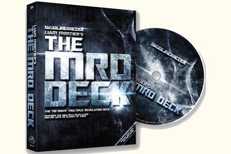 MRD Deck (Jeu Bleu + DVD) - Liam Montier