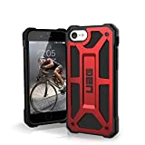 URBAN ARMOR GEAR UAG Designed for iPhone SE (2020) Case [4.7-inch Screen] Monarch [Crimson] Rugged Shockproof Military Drop Tested Protective Cover i phone 5 case rubber Feb, 2021
